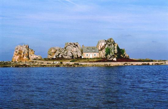 Pointe du Château